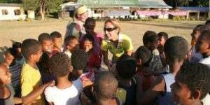 Fiji Islands children