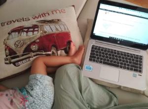 Trabajar desde casa y cuidar de tus hijos