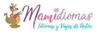 Logo Mamidiomas Idiomas y Viajes de Autor