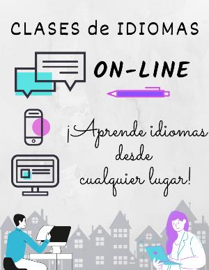 Clases de idiomas on-line